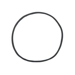 DOCK GUARD PROFILE WHITE 10FT/ROLL