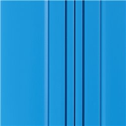"""TWISTED POLY-PRO 3/8"""" X 600  - YELLOW"""