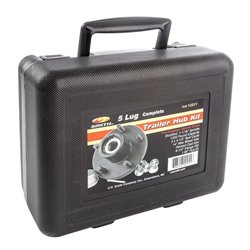 P837 Trailer Tire and Wheel Set